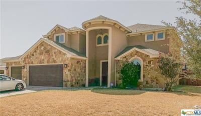 Salado Single Family Home For Sale: 2109 Pirtle Drive