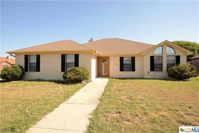 Killeen Single Family Home For Sale: 2807 Diaz Drive