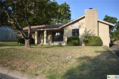 Lampasas Single Family Home For Sale: 308 N Porter Street