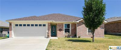 Copperas Cove Single Family Home For Sale: 3512 Logsdon Street