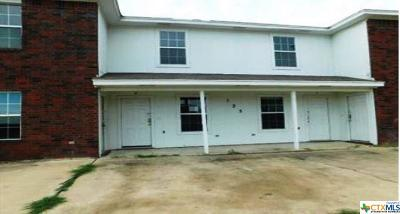 Nolanville Single Family Home For Sale: 125 Ryan Circle