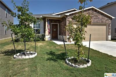New Braunfels Single Family Home For Sale: 126 Texas Thistle