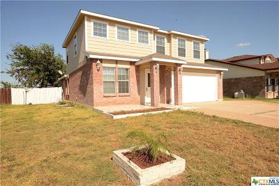Killeen Single Family Home For Sale: 5406 Oster Drive