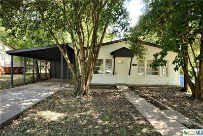 Copperas Cove Single Family Home For Sale: 316 W Lincoln Avenue