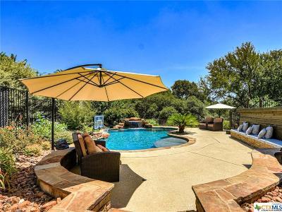 New Braunfels Single Family Home For Sale: 878 Santa Cruz