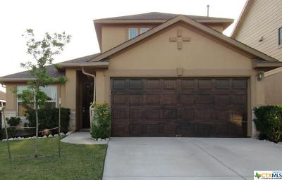 Buda Single Family Home For Sale: 333 Fletcher Bend