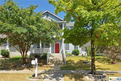 Kyle TX Single Family Home For Sale: $235,000