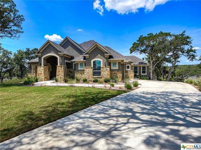 Comal County Single Family Home For Sale: 5641 Copper Valley