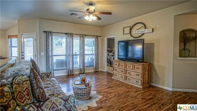 New Braunfels Single Family Home For Sale: 2215 Hazelwood