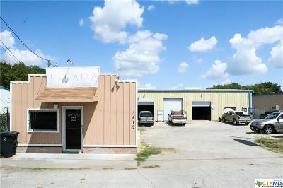 Killeen Commercial For Sale: 3619 East Veterans Memorial Blvd Street