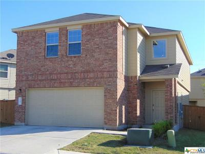 Jarrell TX Single Family Home For Sale: $209,000