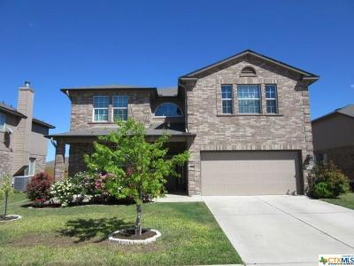 Killeen Single Family Home For Sale: 5106 Williamette Lane