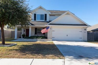 New Braunfels Single Family Home For Sale: 550 Roadrunner Avenue