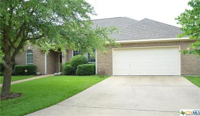 Temple Single Family Home For Sale: 5936 Fawn Meadows Drive
