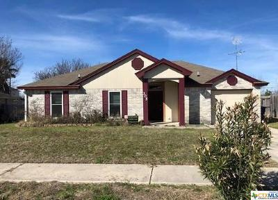 Copperas Cove Single Family Home For Sale: 305 Robertstown Road
