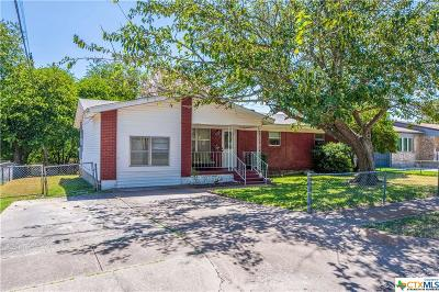 Copperas Cove Single Family Home For Sale: 2303 Crescent Drive