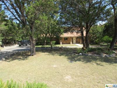 Lampasas Single Family Home For Sale: 1024 Naruna Road