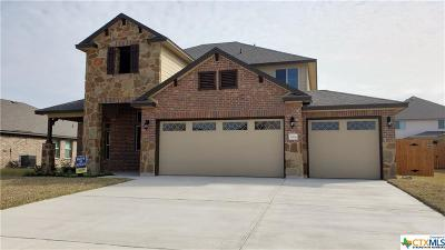 Killeen Single Family Home For Sale: 5004 Primavera Lane