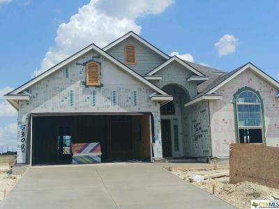 Killeen Single Family Home For Sale: 5308 Hacienda Drive