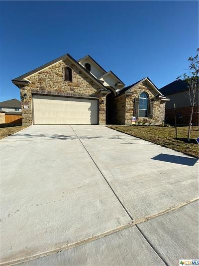 Killeen TX Single Family Home For Sale: $284,045