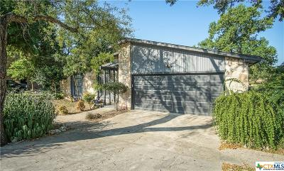 Schertz Single Family Home For Sale: 5701 Fairways Drive