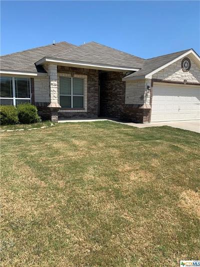 Killeen Single Family Home For Sale: 9708 Diana Drive