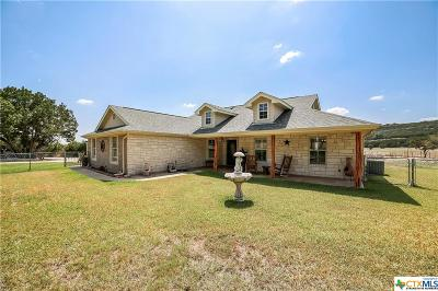 Killeen TX Single Family Home For Sale: $545,000