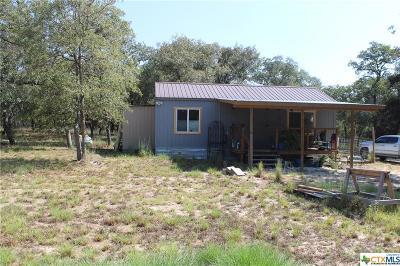Seguin Single Family Home For Sale: 272 Mesa Trail