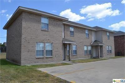 Killeen Multi Family Home For Sale: 5803 Redstone Drive