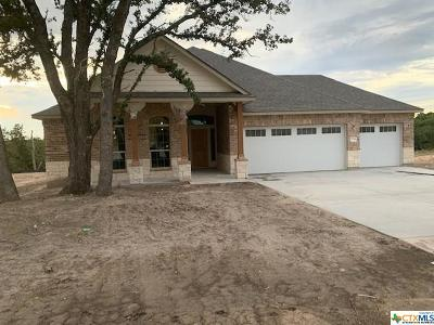 Belton Single Family Home For Sale: 5334 Othello Drive