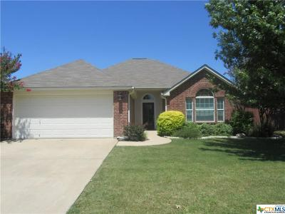 Temple TX Single Family Home For Sale: $172,000