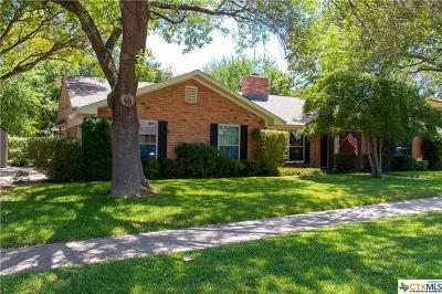 Killeen Single Family Home For Sale: 1700 Mockingbird Lane