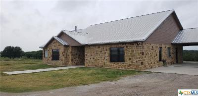 Gatesville TX Single Family Home For Sale: $495,000