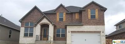 New Braunfels TX Single Family Home For Sale: $368,990