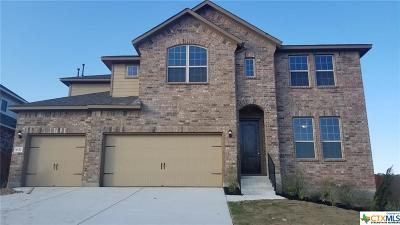 New Braunfels Single Family Home For Sale: 1531 Esser Crossing