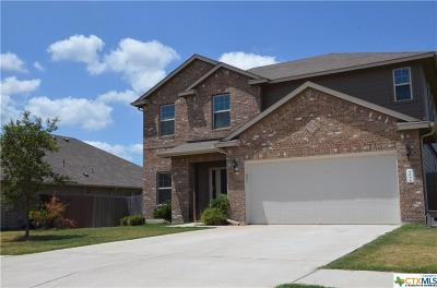 Hutto TX Single Family Home For Sale: $279,000