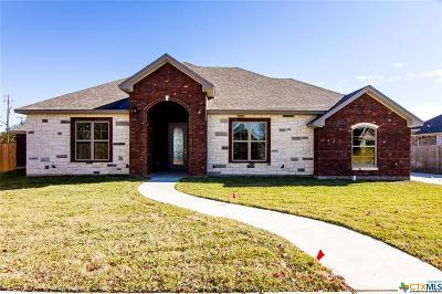 Copperas Cove Single Family Home For Sale: 1001 Jonathan Lane