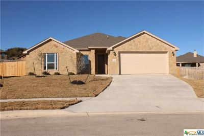 Copperas Cove Single Family Home For Sale: 1114 Liberty Lane