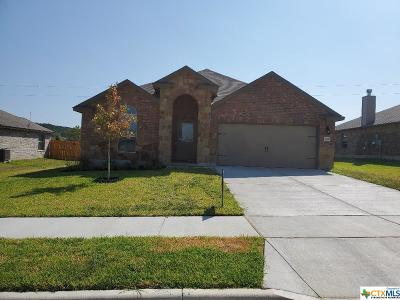 Killeen Single Family Home For Sale: 9208 Susan Drive