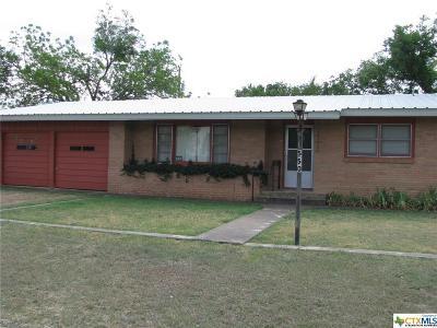 Coryell County Single Family Home For Sale: 550 E Circle Drive