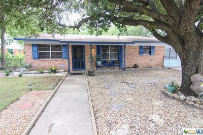 Killeen Single Family Home For Sale: 1308 Arkansas Avenue