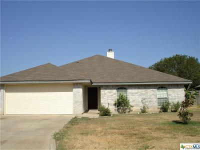 Temple Single Family Home For Sale: 2312 Upland Bend Drive