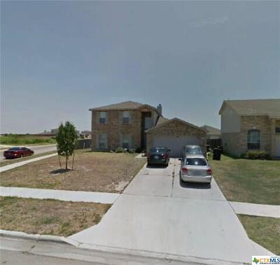 Killeen Single Family Home For Sale: 2414 Price Drive