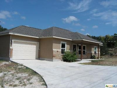 Canyon Lake Single Family Home For Sale: 1661 Fm 3424
