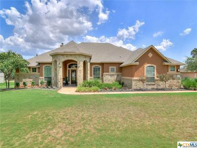 New Braunfels Single Family Home For Sale: 5644 Copper Creek