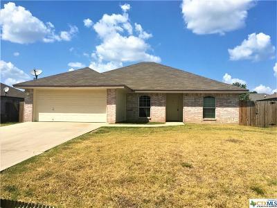 Nolanville Single Family Home For Sale: 1227 E Avenue H