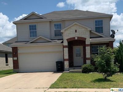 Killeen Single Family Home For Sale: 6705 Taree Loop