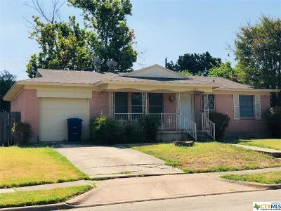 Copperas Cove Single Family Home For Sale: 203 Nauert Street