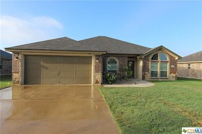 Killeen Single Family Home For Sale: 600 W Orion Drive