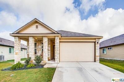 New Braunfels Single Family Home For Sale: 955 Pumpkin Ridge